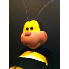 Professional Ventriloquial Figure: BUMBLEBEE by Oddballs & Orphans
