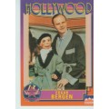 Edgar Bergen Hollywood Walk of Fame Collector Card