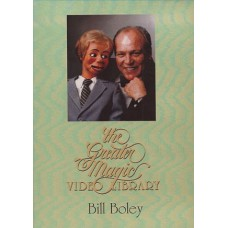 Greater Magic Video Library: Bill Boley on Ventriloquism