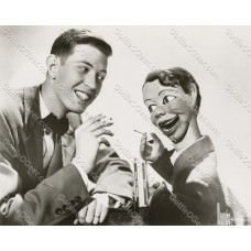 Jimmy Nelson and Danny O'Day in Early Photo - Danny Lights a Cigarette