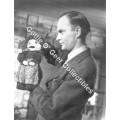 Edgar Bergen with Ophelia Photo