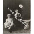 Edgar Bergen Photo with Charlie McCarthy & Laura #3