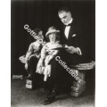 Edgar Bergen Photo with Charlie McCarthy & Laura #4