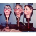 Edgar Bergen Character Heads Photo  #1
