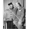 Edgar Bergen with Lars Lundquist Photo