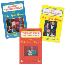 Bill Boley DVD Set (Three)