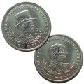 Charlie McCarthy / Mortimer Snerd Good Luck Coin