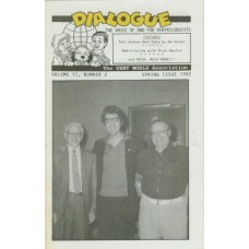 Dialogue Magazine - McElroy Brothers Cover