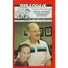 Dialogue Magazine - Paul Winchell Cover