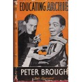 Educating Archie Book by Peter Brough