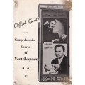 Clifford Guest's Comprehensive Course of Ventriloquism - Book