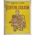 How to Learn Ventriloquism - Frederic Maccabe