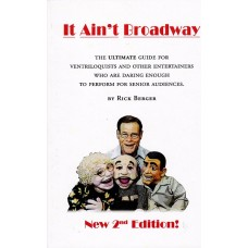 It Ain't Broadway by Rick Berger - Book