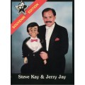 Steve Kay & Jerry Jay Promotional Booklet and Postcards PACKAGE DEAL