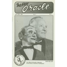 The New Oracle Magazine Vol. 5, #1 (January/February 1980) - Bob Neller Cover