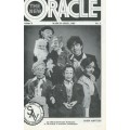 The New Oracle Magazine Vol. 10, #2 (March/April 1985) - John Arvites Cover