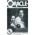 The New Oracle Magazine Vol. 10, #6 (Nov/Dec 1985) - Bob Rumba Cover