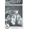 The New Oracle Magazine Vol. 7, #4 (July/August 1982) - Clinton Detweiler Cover