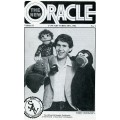 The New Oracle Magazine Vol. 9, #1 (January/February 1984) - Todd Stockman Cover