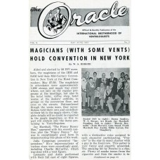 The Oracle Magazine Vol. 10, #3 (May/June 1951)
