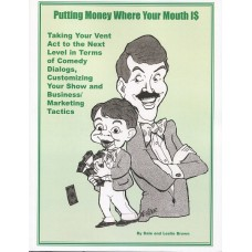 Putting Money Where Your Mouth Is - Book by Dale Brown