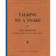 Talking To a Snake Dialogue book