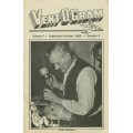 Vent-O-Gram Magazine Vol. 7, #4 (September/October 1969) - Frank Marshall Tribute issue