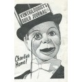 Vent Guild Journal Magazine - Charlie McCarthy Cover