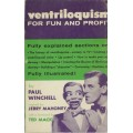 Ventriloquism For Fun And Profit - Autographed!