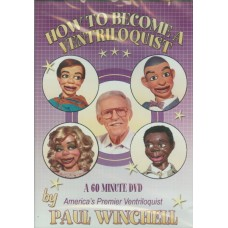 How to Become a Ventriloquist - Paul Winchell