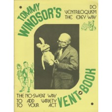 Do Ventriloquism the Easy Way - Tommy Windsor